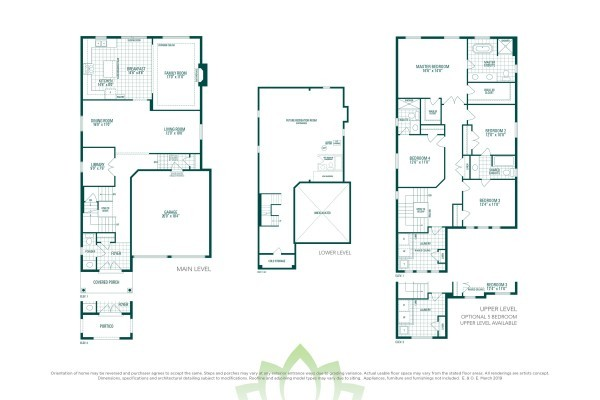 Preston 2 Floorplan