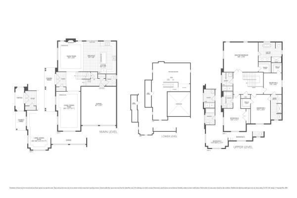 Rosewood 11 Floorplan