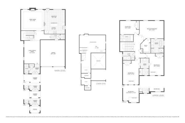 Rosewood 2 Floorplan