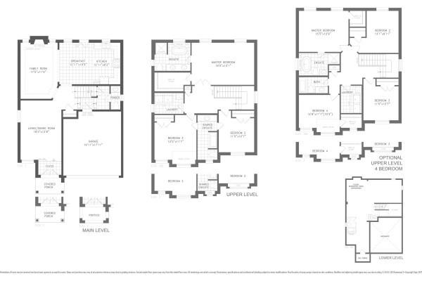 Sawmill 1 Floorplan
