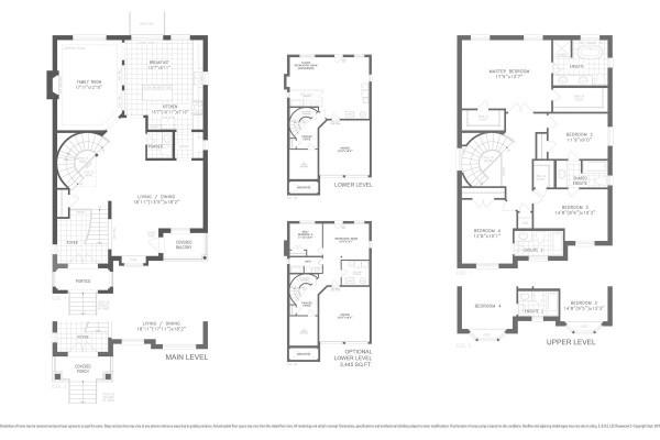 Sawmill 3 Floorplan