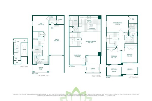 Urban 1 Floorplan