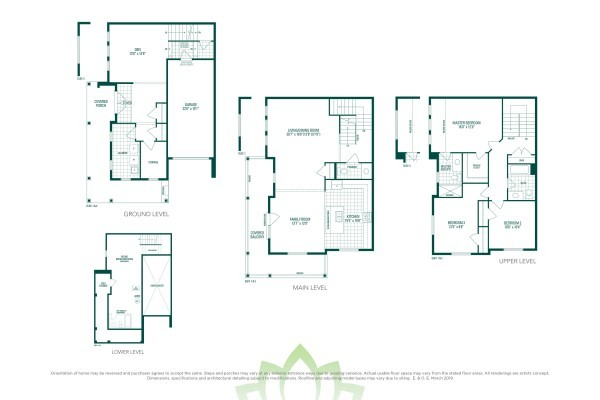 Urban 12 Floorplan