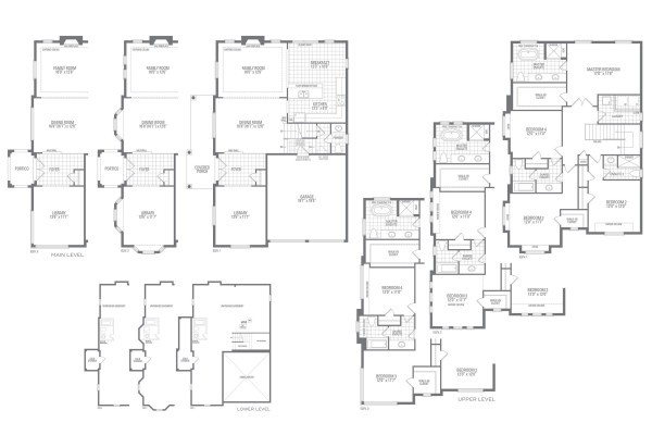 Valleycreek Eleven Floorplan