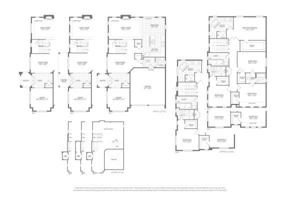 Valleycreek Twelve Floorplan