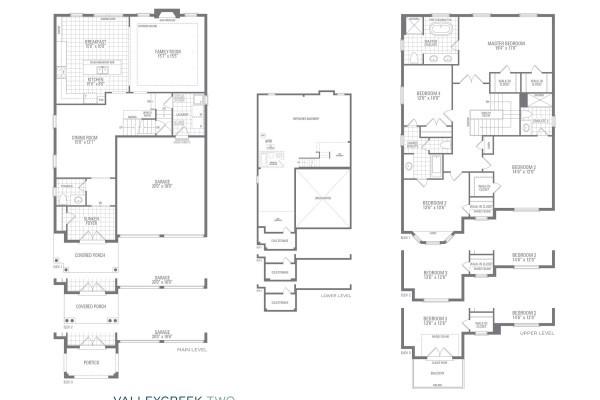 Valleycreek Two Floorplan
