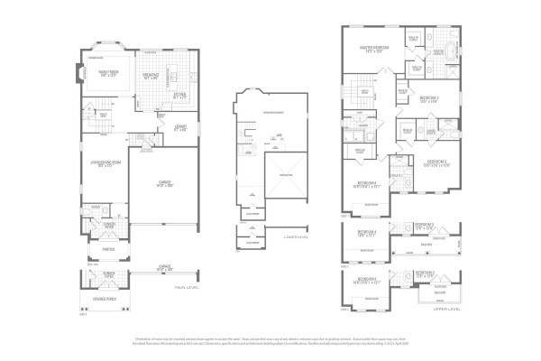 Valleycreek Four Floorplan