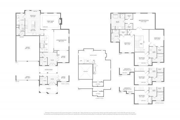 Valleycreek Seven Floorplan