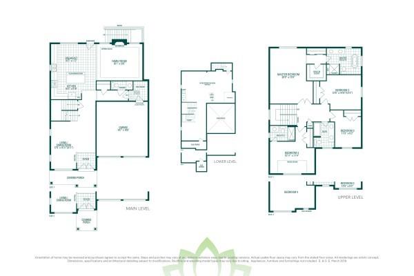 Woodcroft 1 Floorplan