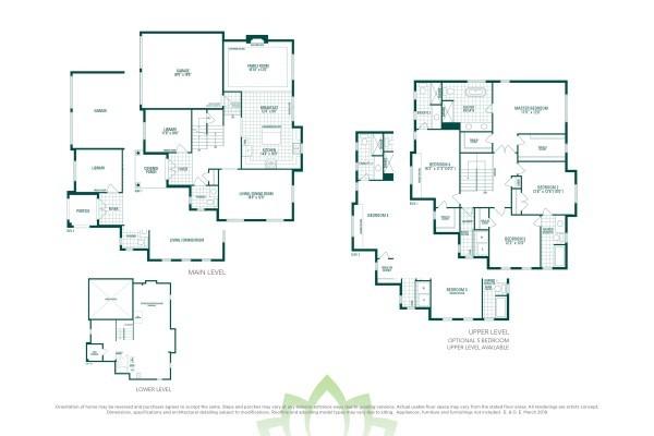 Woodcroft 11 Floorplan