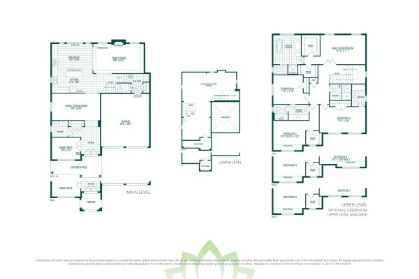 Woodcroft 2 Floorplan