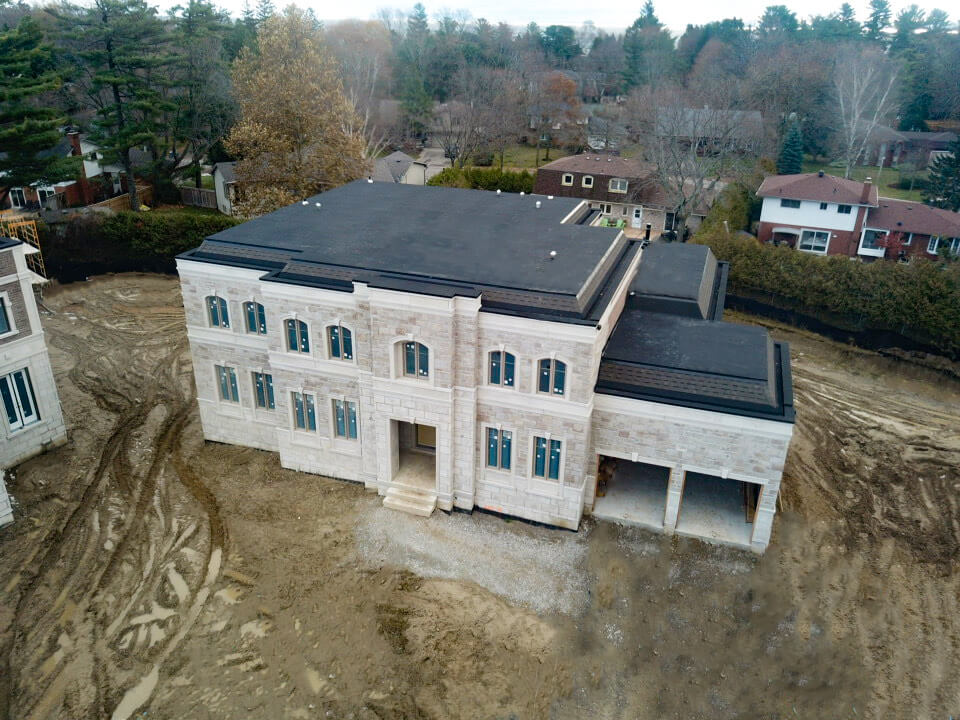 New Construction Home in Oakville