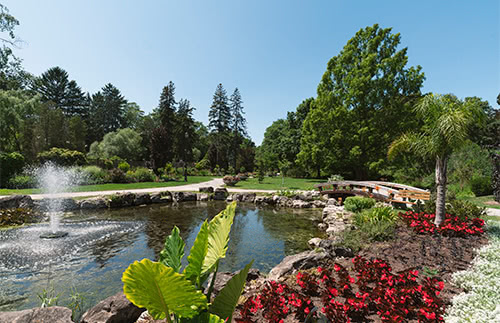 Greenpark Builds in Oakville - Best Place to Live in Canada!