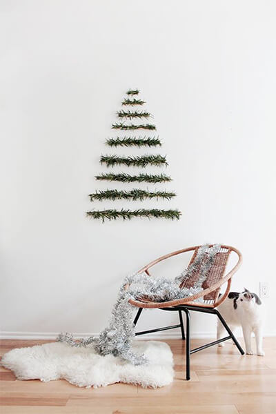 Consider a Christmas tree alternative
