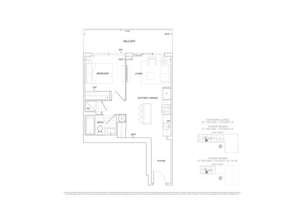 A572 Floorplan