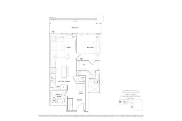 B689 Floorplan