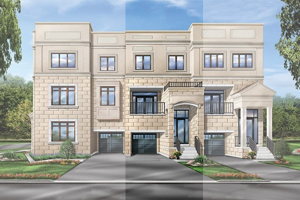 Block-18 T.H. #2 5 Arianna Crescent Elevation 1