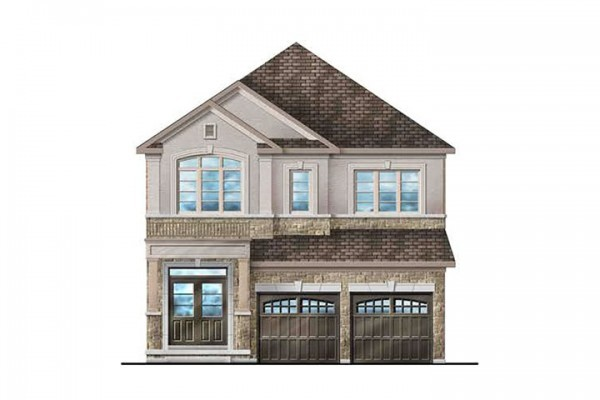 Brentwood 2 Elevation 3