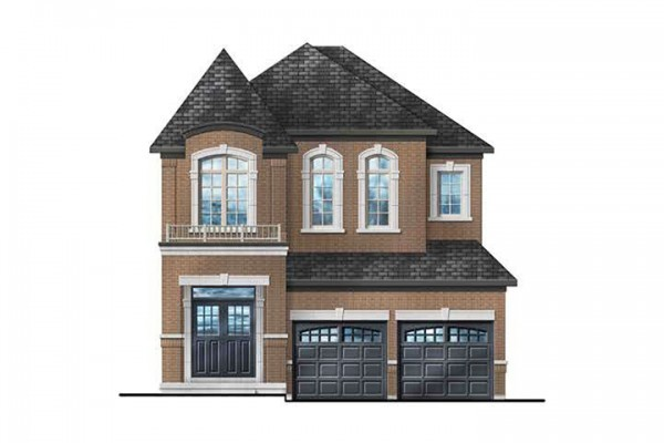 Brentwood 3 Elevation 1