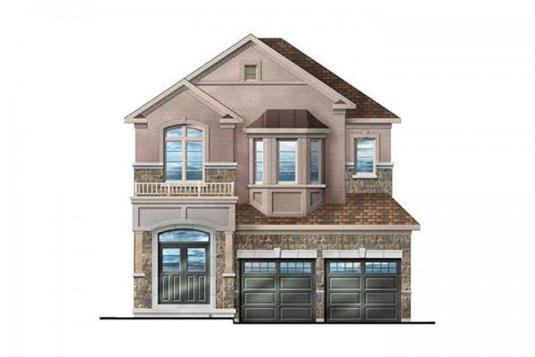 Brentwood 3 Elevation 3