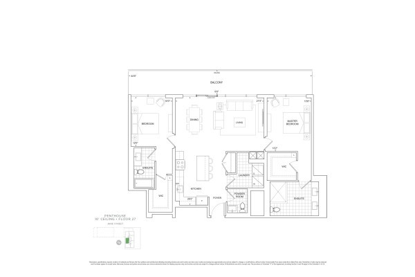 C1288 Floorplan