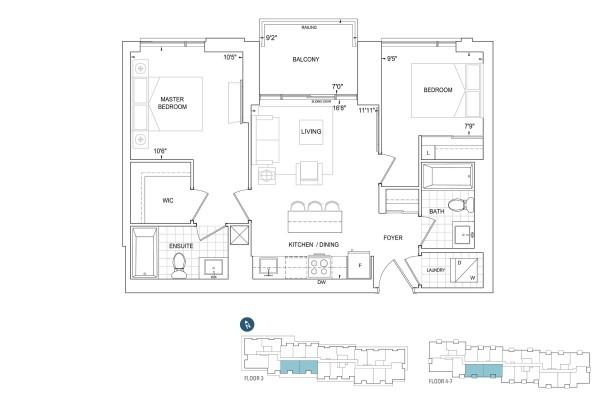 C748 Floorplan