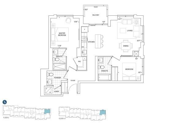 C930 Floorplan