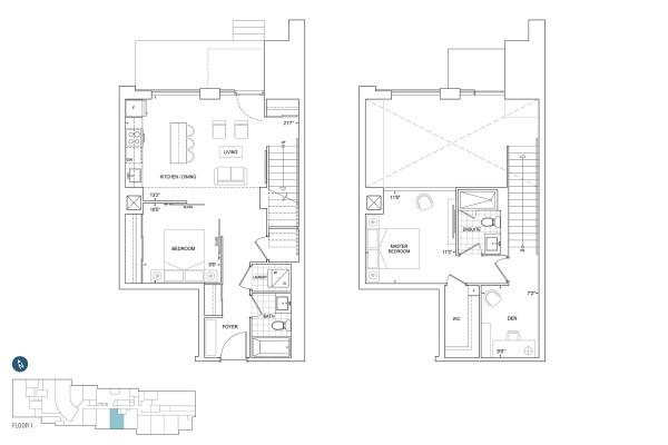 D1085 Floorplan