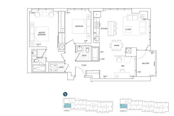 D992 Floorplan