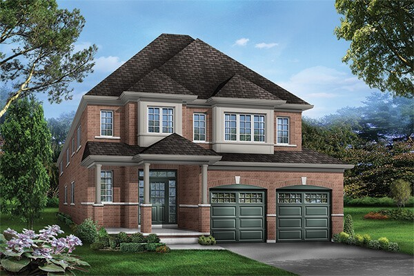 Millwood 4A Elevation 1