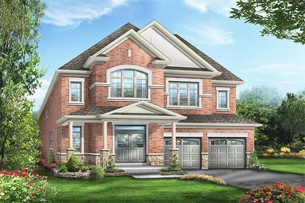 Mountainash Two Elevation 1