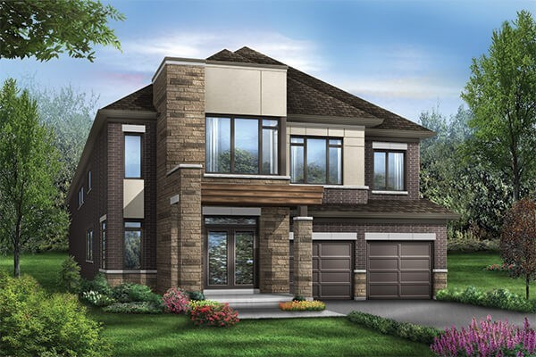 Mountainash Two Elevation 3