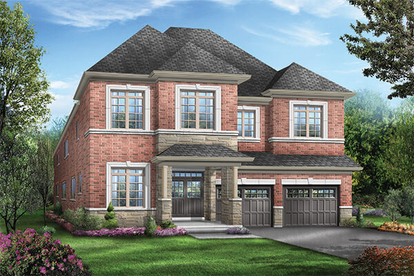 Mountainash Three Elevation 1