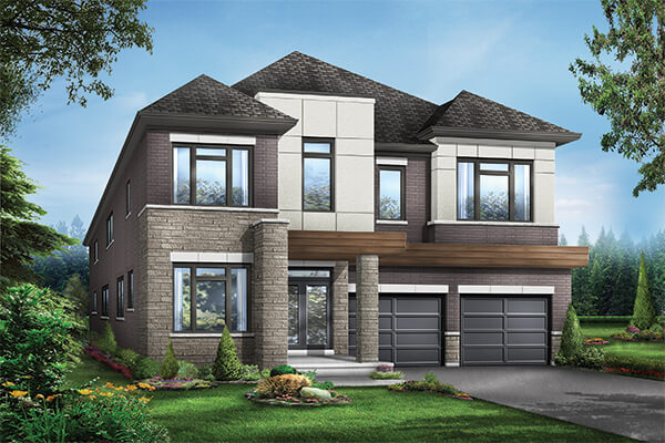 Mountainash Three Elevation 3