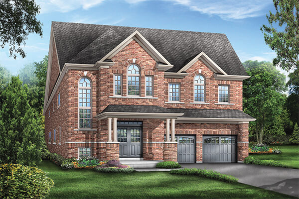 Mountainash Four Elevation 1