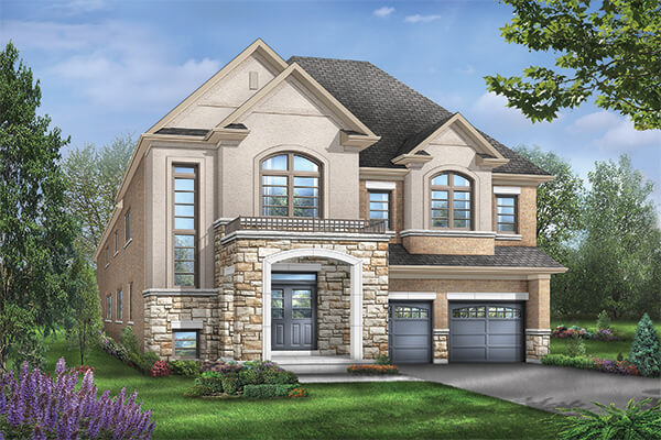 Mountainash Four Elevation 2
