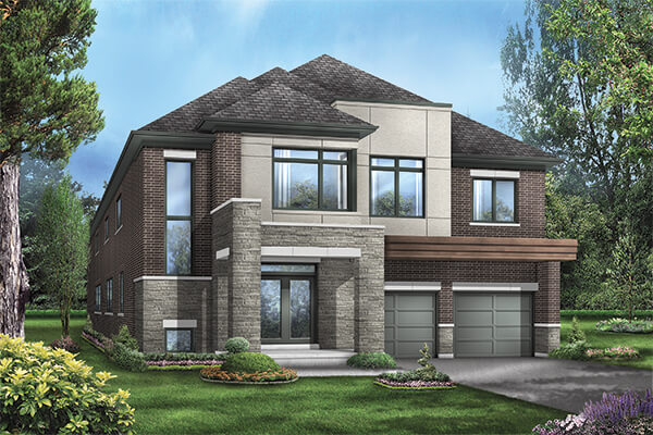 Mountainash Four Elevation 3