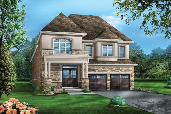 Rosewood 1A Elevation 3