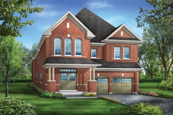 Rosewood 4 Elevation 1
