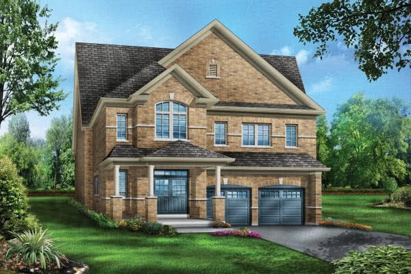 Rosewood 5 Elevation 1