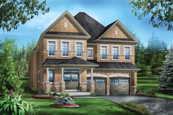 Rosewood 5 Elevation 2