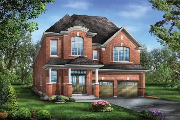 Rosewood 6 Elevation 1